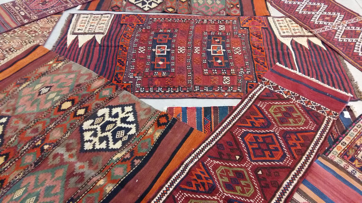 kilim tappeti tabriz carpet Udine, sumak,