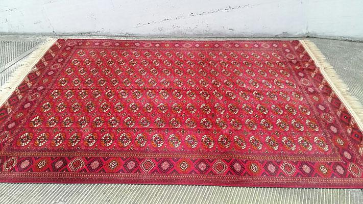 Tappeti tabriz carpet udine, tappeto bukara russo con frange lunghi disegno zampa elefante