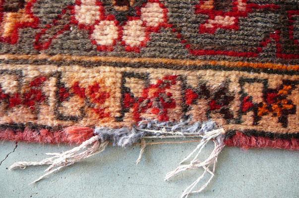 tappeto persiano vecchio shiraz rovinato- tabriz carpet tappeti persiani Udine-