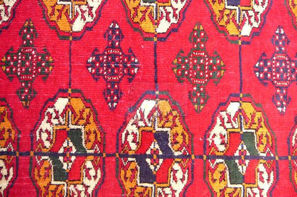 tappeti buchara udine-tappeto bukhara russo originale dopo di restauro di tabriz carpet Udine