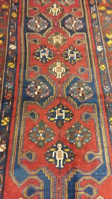 tappeto baktiari antico persiano, tappeti tabriz carpet Udine