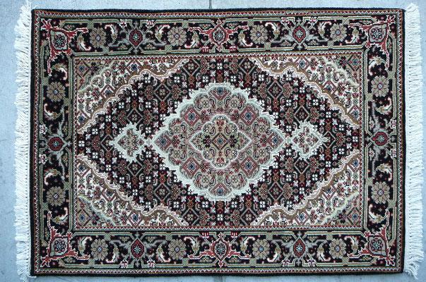 Tabriz carpet tappeti Udine-tappeto extra fine tabriz disegno mahi (pesce)
