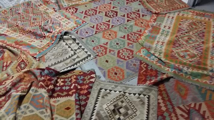 Tappeti tabriz carpet Udine- kilim orientali vari colori e misura