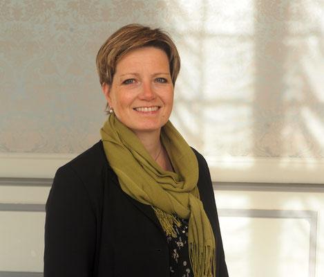 Stefanie Fricke ist die Künstlerische Leiterin der Drostei in Pinneberg. Foto: C. Schumann