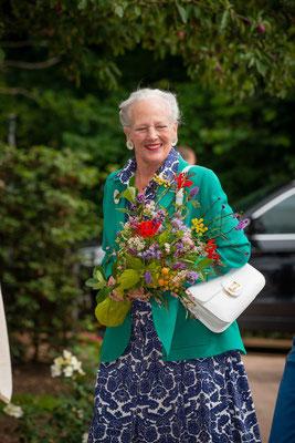 """Dänemarks Königin Margrethe II. eröffnete den neuen """"Königlichen Küchengarten"""" persönlich. Detail aus dem Königlichen Küchengarten von Schloss Graasten. Foto: Thomas Rahbek, SLKS, PR"""