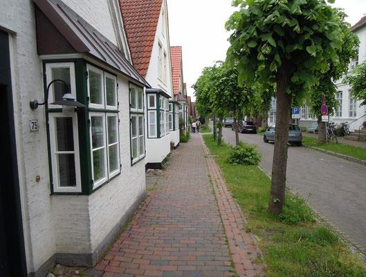Das malerische Arnis ist Deutschlands kleinste Stadt. Foto: C. Schumann