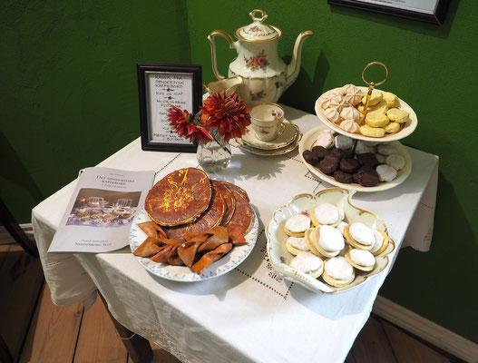 Typisch dänisch: die Südjütländische Kaffeetafel mit ihrem großen Kuchenangebot ist ein Synonym für den Süden des Königreichs. Foto: C. Schumann, 2020
