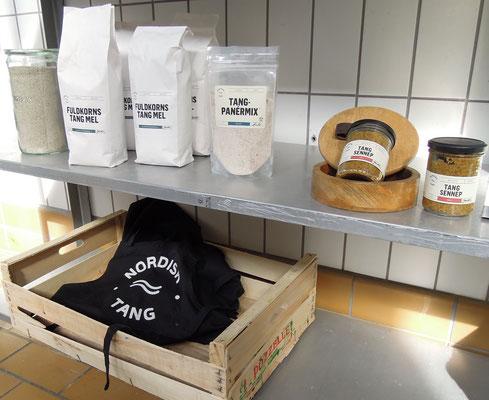 Produkte von Nordisk Tang. Foto: Christoph Schumann