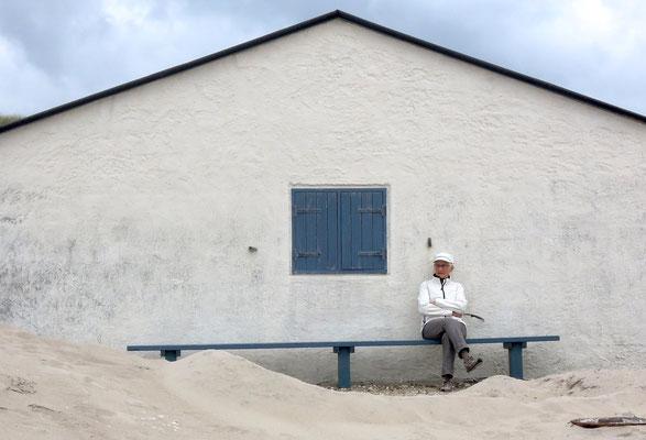 Meerstimmung ist mehr Stimmung - hier am Stenbjerg Strand an der Jammerbucht