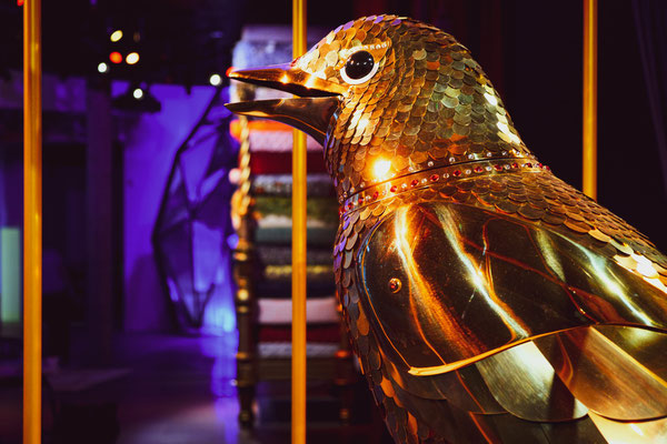 Andersens Märchen sind im neuen Museum lebendig gemacht. Foto: HCA House/Lærke Beck Johansen/PR