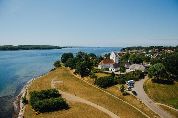 Svendborg im Süden von Fünen besitzt eine reiche maritime Geschichte. Foto: Michael Fiukowski & Sarah Moritz/Pr