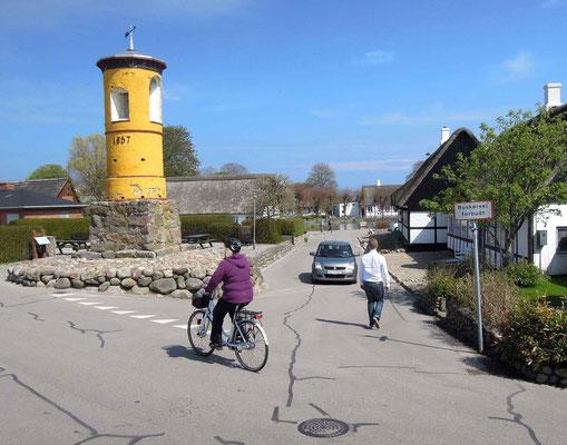 Glockenturm in Nordby