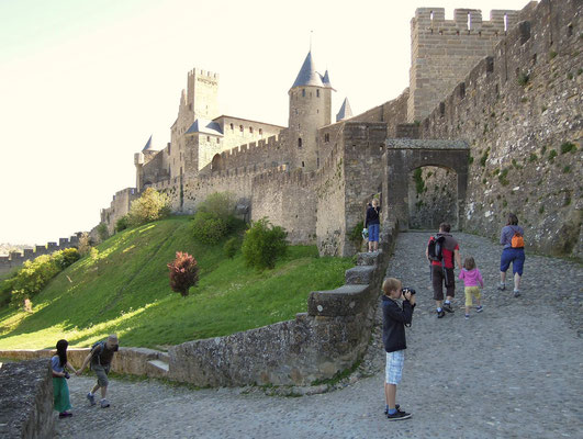 Carcassonne: Unesco-Welterbe
