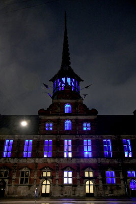 "Die historische Börse ""Chamber of Light"". Foto: Catja Thystrup_CLF 2019_DLC"