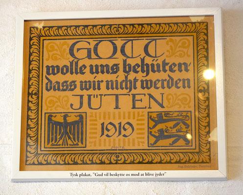 1920 schlugen die Emotionen hoch. Foto: C. Schumann, 2020
