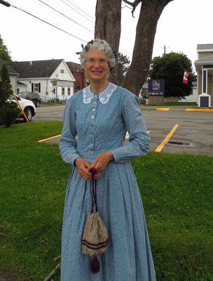 Geschichte erleben – vielerorts wird die Vergangenheit lebendig wie hier im historischen Sherbrooke Village