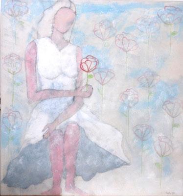 Zeit der Zärtlichkeit 140 x 150 cm