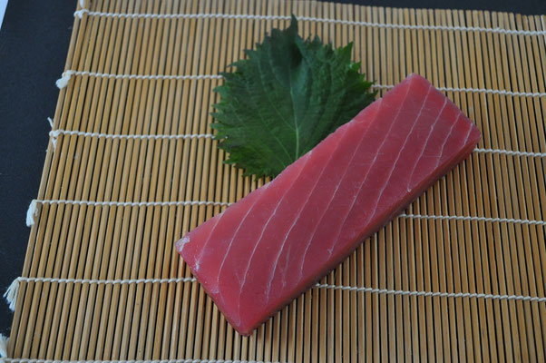 Super Frozen Yellowfin Tuna SAKU Block