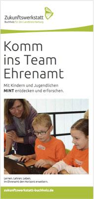 Flyertitel Ehrenamt