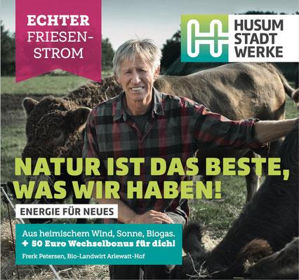 Husum Regionalstrom von Hardenberg