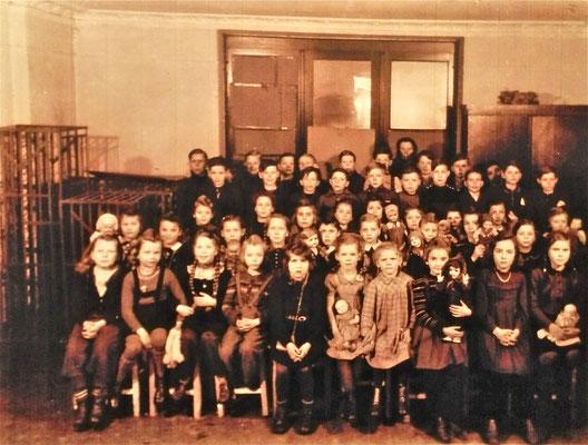 Klassenfoto 1946/47