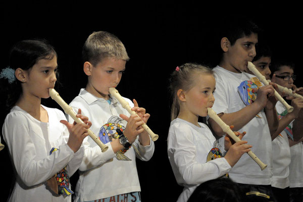 Flöten-AG