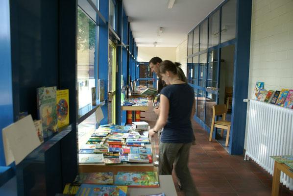 Büchertausch