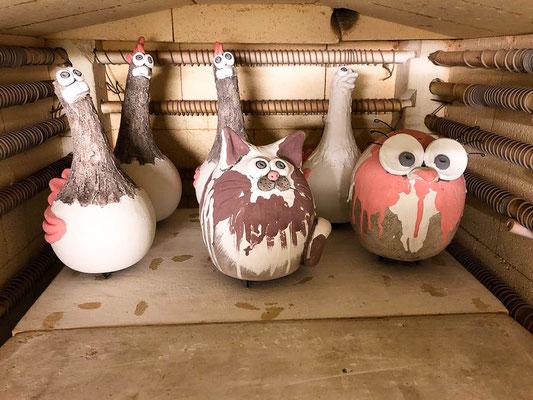 Dichtl Keramik bei der Arbeit_4