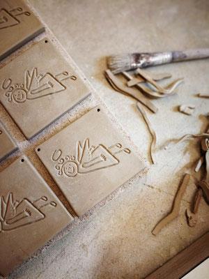 Dichtl Keramik bei der Arbeit_9