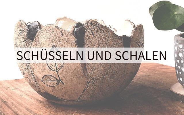 Keramik-Schalen