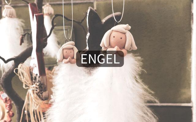 Keramik-Engel