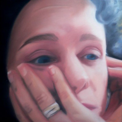 Time_03   |   Öl auf Leinwand   |   50 x 50 cm   |   2006