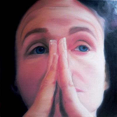 Time_02   |   Öl auf Leinwand   |   50 x 50 cm   |   2006