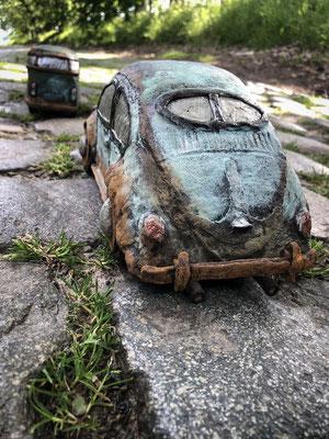 VW BUS & VW BEETLE