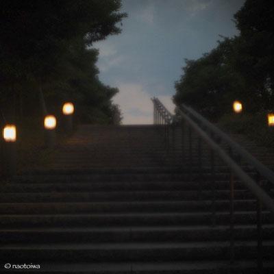 Comme Magritte :  P.Angenieux 25mm f0.95 +E-P5  @Nagasaki  201507