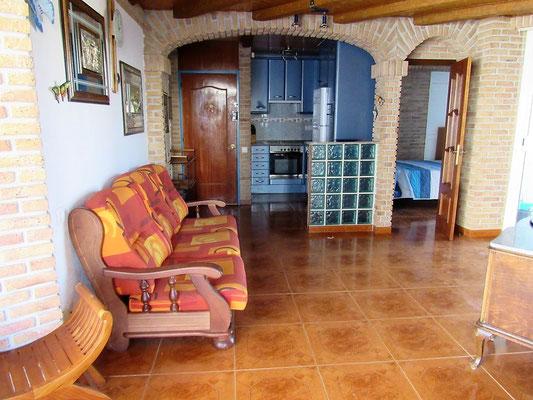 Квартира на первой линии моря в Плайя де Аро (Platja d'Aro)