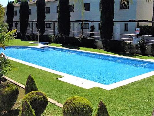 Красивый апартамент в Испании, город Плайя де Аро, Порт Марина (Port Marina, Platja d'Aro)
