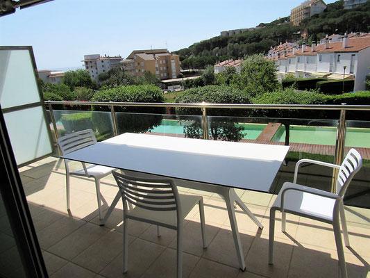 Аренда квартиры в Испании с видом на море в Сагаро