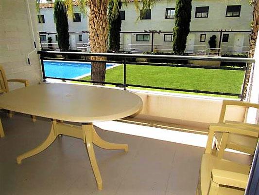 Апартамент в Испании на побережье Коста Брава, город Плайя де Аро, райо Порт Марина