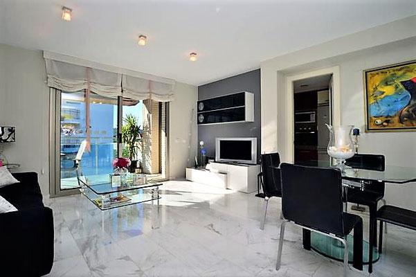 Апартамент четыре спальной комнаты в Плайя де Аро