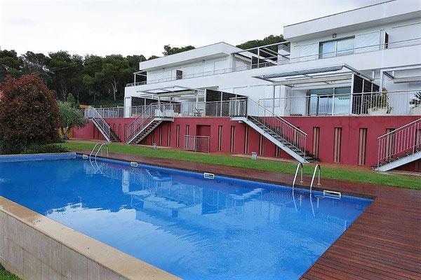 Смежный дом на продажу в урбанизации La Fosca, Palamós