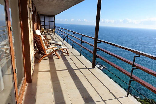 Квартира в Испании на первой линии моря, Коста Брава