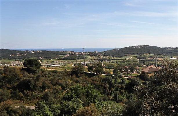 Прекрасные виды на море и на гору, Испания