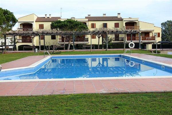 Продажа квартиры в Испании в городе Sant Antonio de Calonge (Costa Brava) в пешей дистанции от моря
