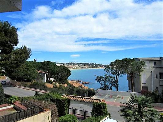 Красивая квартира дуплекс рядом с бухтой в Испании, Сагаро (S'agaró)