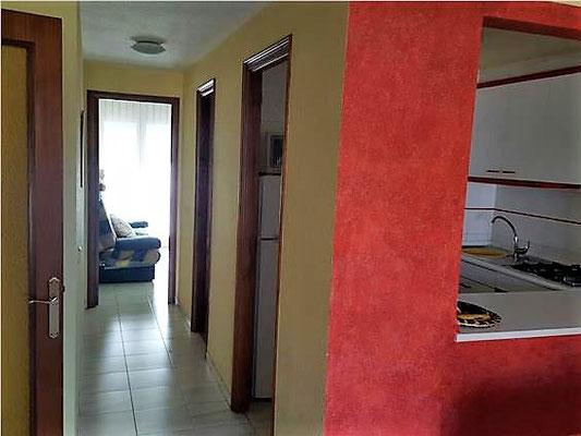 Покупка апартамента апартамент в Сант Антонио де Калонже две спальные комнаты