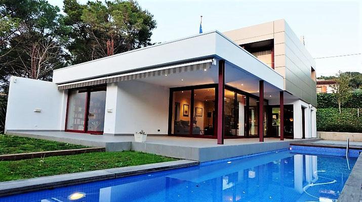 Дом в Испании урбанизация Puig ses Forques, Sant Antoniо de Calonge