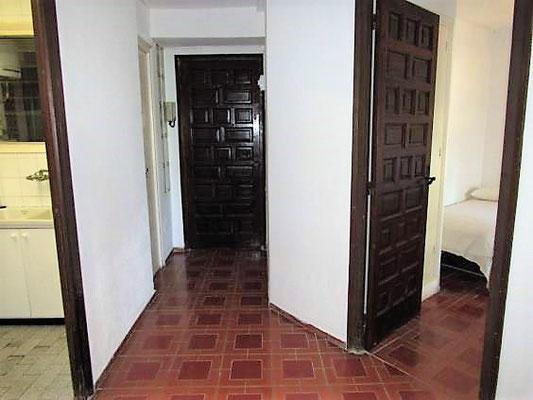 Апартамент в Плайя де Аро, вторая линия моря