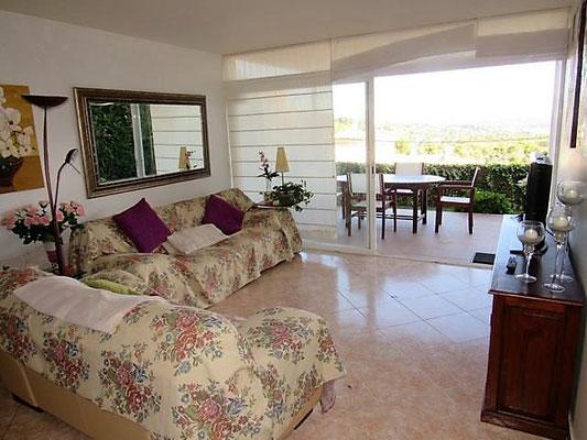 Квартира в Испании  с видом на море в  Калонже (Calonge)