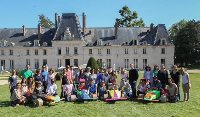 course formule 1 château carton seminaire
